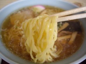 沼沢そば屋麺