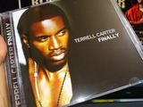 Terrell Carter『Finally』プレス盤CD