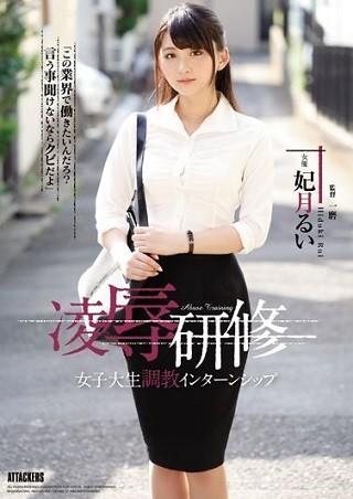 【独占】【最新作】凌辱研修 女子大生調教インターンシップ 妃月るい