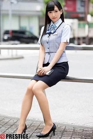 【準新作】シロウト制服美人 09 美形銀行員に21発濃厚精液をぶちまける!