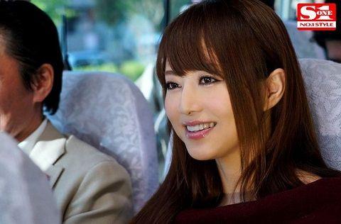 【独占】【最新作】慰安バスツアーNTR 妻の社員旅行ビデオにウツ勃起 吉沢明歩