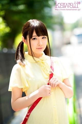 【独占】【準新作】kawaii*専属 18歳の無毛少女はじめてのAV撮影でいきなりごっくんドM覚醒デビュー! 姫野あやめ