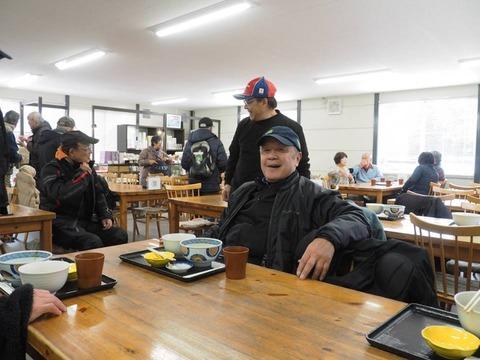 京都御苑昼ご飯1