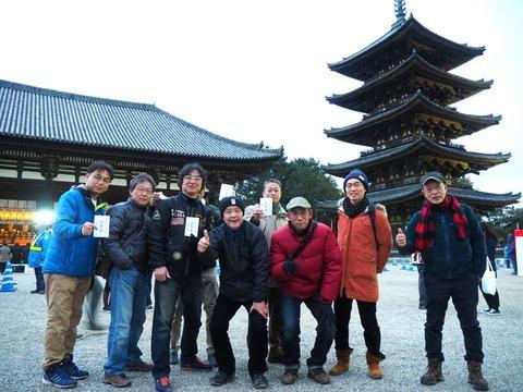 興福寺集合写真