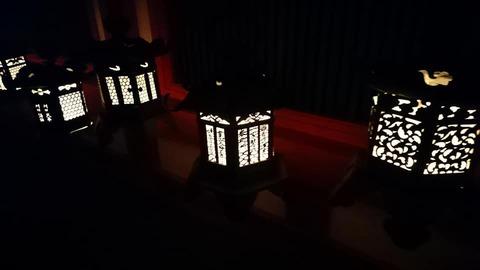 春日大社万燈籠3
