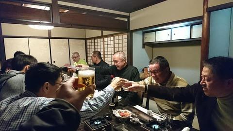 江戸川ならまち店乾杯2