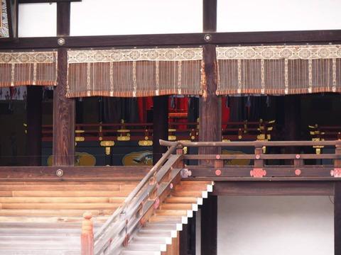 京都御所高御座