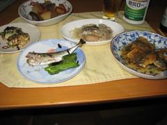 アジ料理2