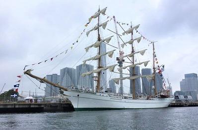 20170917メキシコ帆船