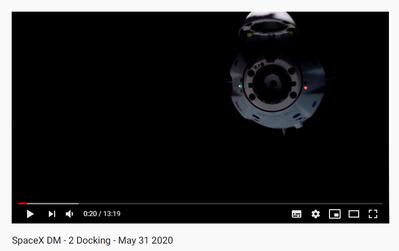 dragon docking2020