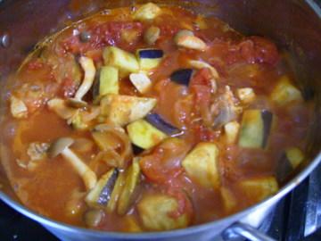 母のスープ