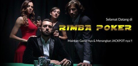 rimbapoker situs pokerqq online indonesia