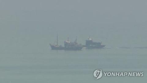 韓国・反応 日本日本EEZで操業 韓国漁船拿捕船長一時逮捕