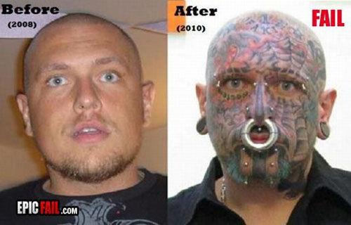 BodyRebuilder tattoo ボディピ...
