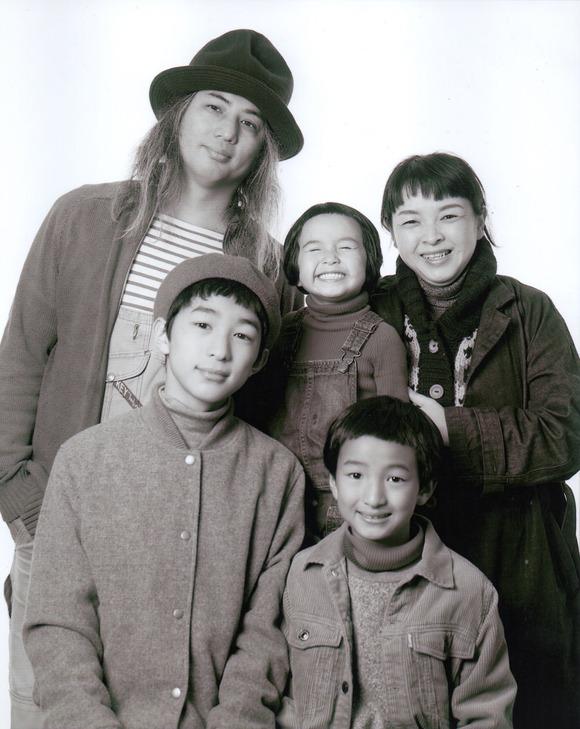 家族写真2017