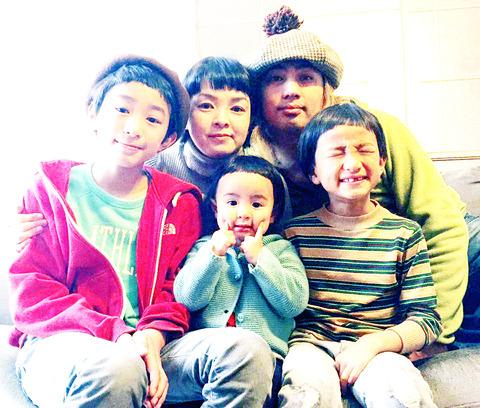 家族写真2016
