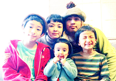 ボギー家族2016(3)