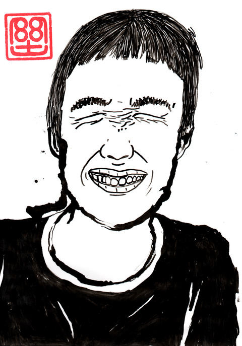 モンド14歳の自画像