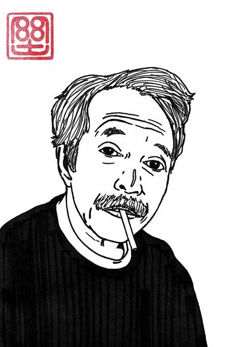 飯田さん父