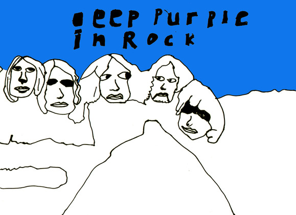 DEEP PURPLE(カラー)