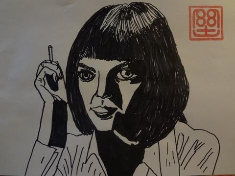 ユマ・サーマン
