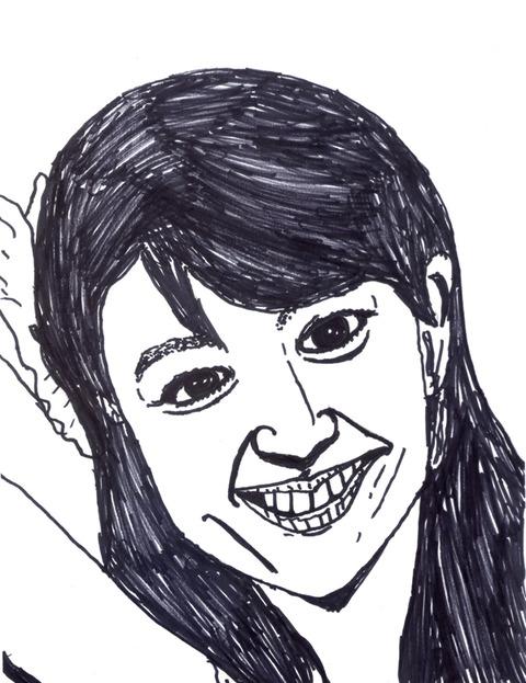 大島優子のコピー