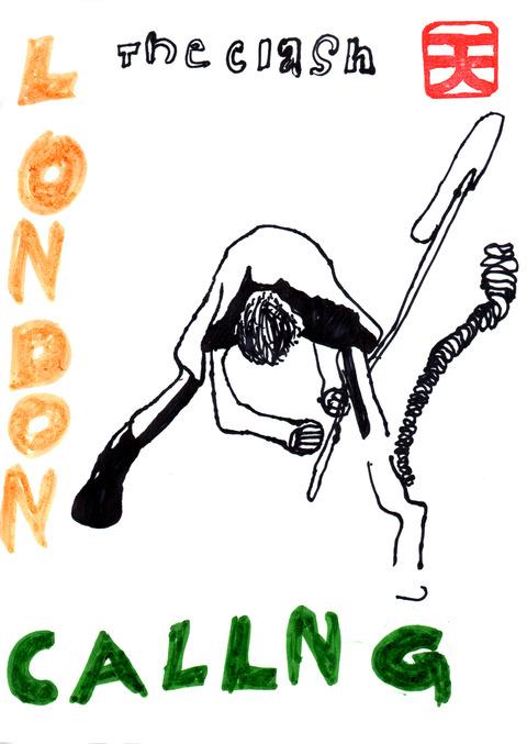 ロンドンコーリング