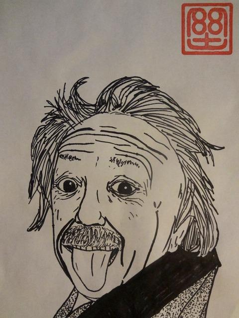 アインシュタイン2014
