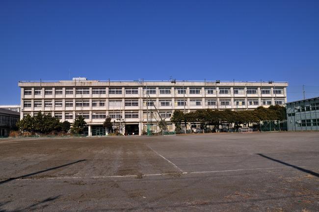 横浜立野高校校舎A-1,A-2棟