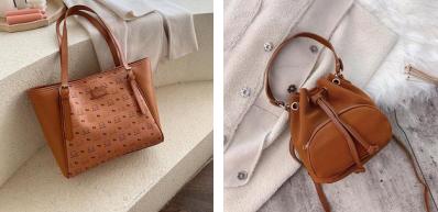 bolsos de marron