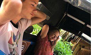 【7歳なのにまだ指しゃぶりしてるムチムチなハーパーが激カワ…!?】ベッカム一家がバリでサマーバケーション!Beckhams on family holiday in Bali