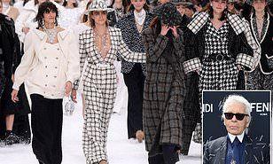 【44歳でこの美脚はスゴい…!?】ペネロペ・クルスとカイア・ガーバーがシャネルのファッションショーに登場!Cara Delevingne, Penelope Cruz and Kaia Gerber at Chanel runway