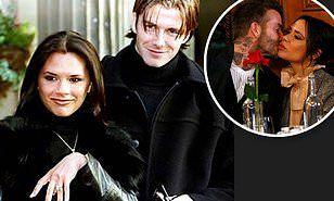 【ビクトリアの顔が変わりすぎ…!?】ベッカム夫妻が婚約21周年をお祝い!Victoria and David Beckham celebrate 21 years since they got engaged