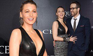 【二児の母とは思えないかわいさ…!?】ブレイク・ライブリーが夫ライアン・レイノルズと映画のプレミアに登場!Blake Lively joins Ryan Reynolds at A Quiet Place premiere インスタ 子供