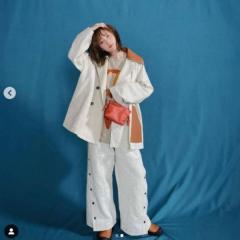 本田翼、オーバーサイズのカジュアル私服に絶賛の嵐「お美しい…」