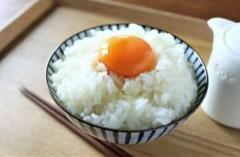 約3割の人が、卵かけご飯に「白身」を使わないらしい