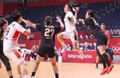 【東京五輪】女子ハンドボールが日韓戦に敗れる