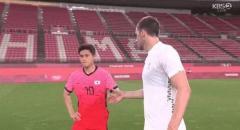 東京五輪:韓国サッカー男子、試合にも負けてマナーも負けた