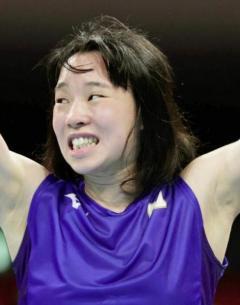 ボクシング女子・入江聖奈が女子初の金メダル