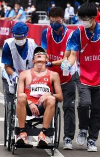高温多湿でリタイア続出の男子マラソン 「大虐殺」「正視できない」と海外で非難