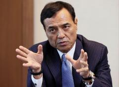 「45歳定年制」提言で大炎上のサントリー新浪社長、安倍・菅首相のブレーンだった