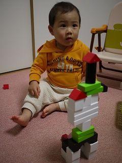 積み木・塔