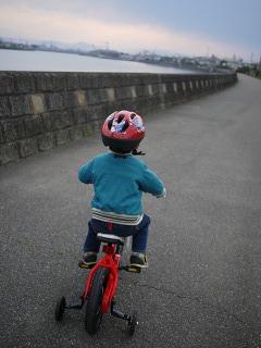 初河原サイクリング