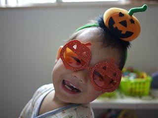 かぼちゃグラス2