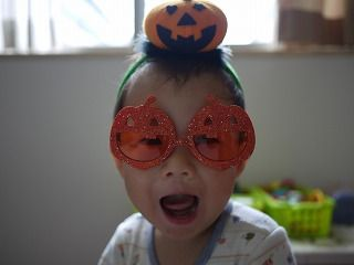かぼちゃグラス1
