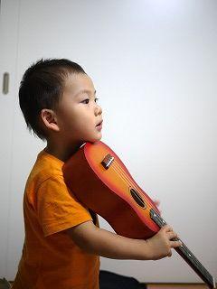 バイオリン?