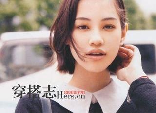 中央日報「在日同胞のモデル兼女優・水原希子」