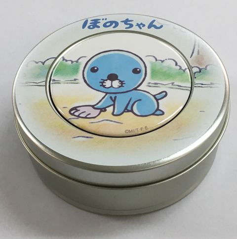 ぼのちゃんキャンディ缶01
