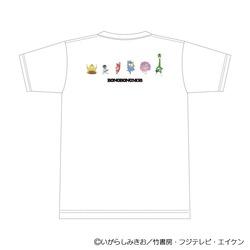 Tシャツ TypeA裏