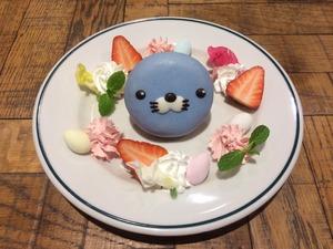 【通期】ぼのちゃんドーナツプレート